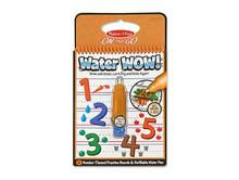 Melissa and Doug Coloring Books | Numbers Water Wow