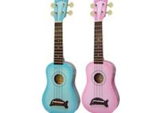 Toy Guitars and Ukuleles
