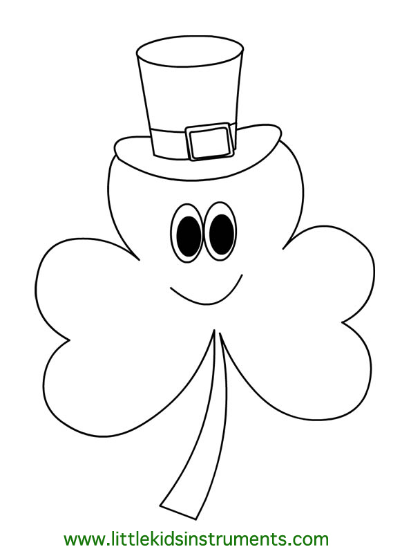 zabbar st patricks day coloring pages - photo #43