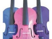 Childrens Violins | Childrens Colored Violins